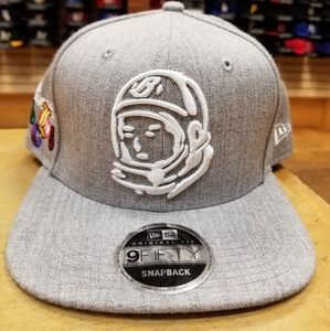 e0bca935ddf Billionaire Boys Club Accessories - NWT Billionaire Boys Club Heather  Helmet Snapback